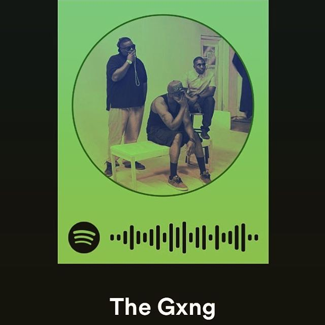Scan and follow @thegxng on @spotify and listen to our album 'Welcome To The Gxng' • • • #spotify #scan #hiphop #newrelease #newmusic #independenthiphop #atlanta #thegxng #qrcodes #code #music #dope #listen #share #sharethelove #sharingiscaring #creativity #rapper #rap