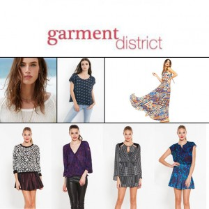 garment district