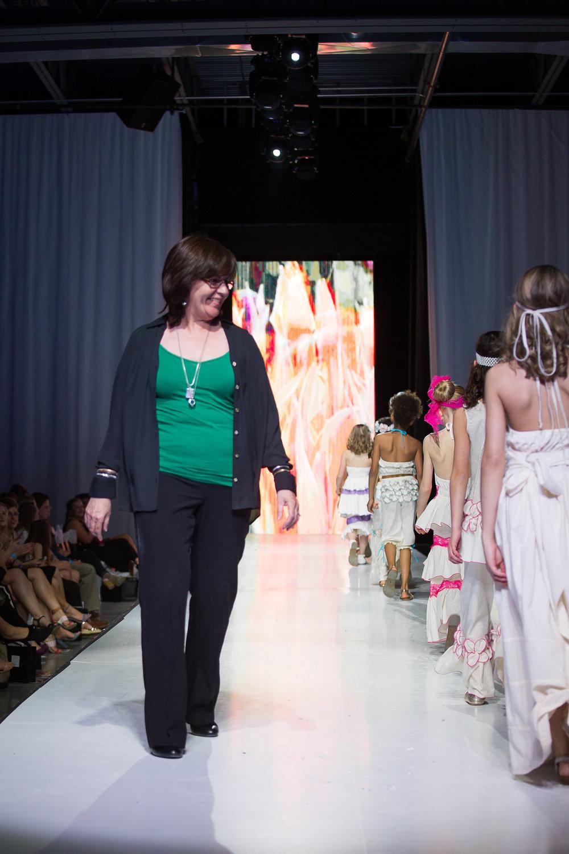 Designer Yolanda Diaz