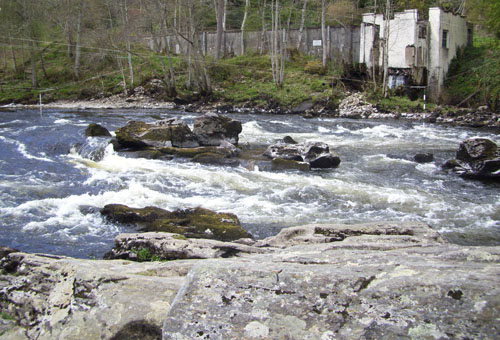 Falls of Dochart.