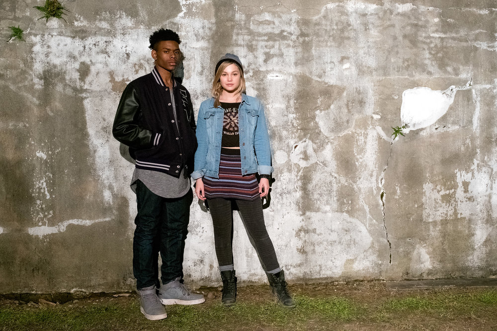 Marvel'sCloak and Dagger, First-Look