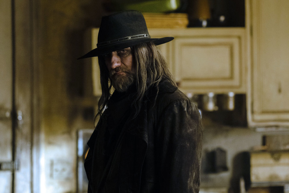 Graham McTavish as The Saint of Killers - Preacher _ Season 2, Episode 12 - Photo Credit: Alfonso Bresciani/AMC/Sony Pictures Television
