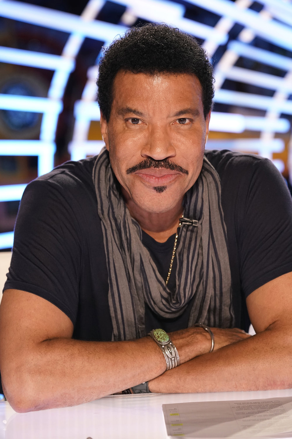 Lionel Richie Photo: ABC/Alfonso Bresciani