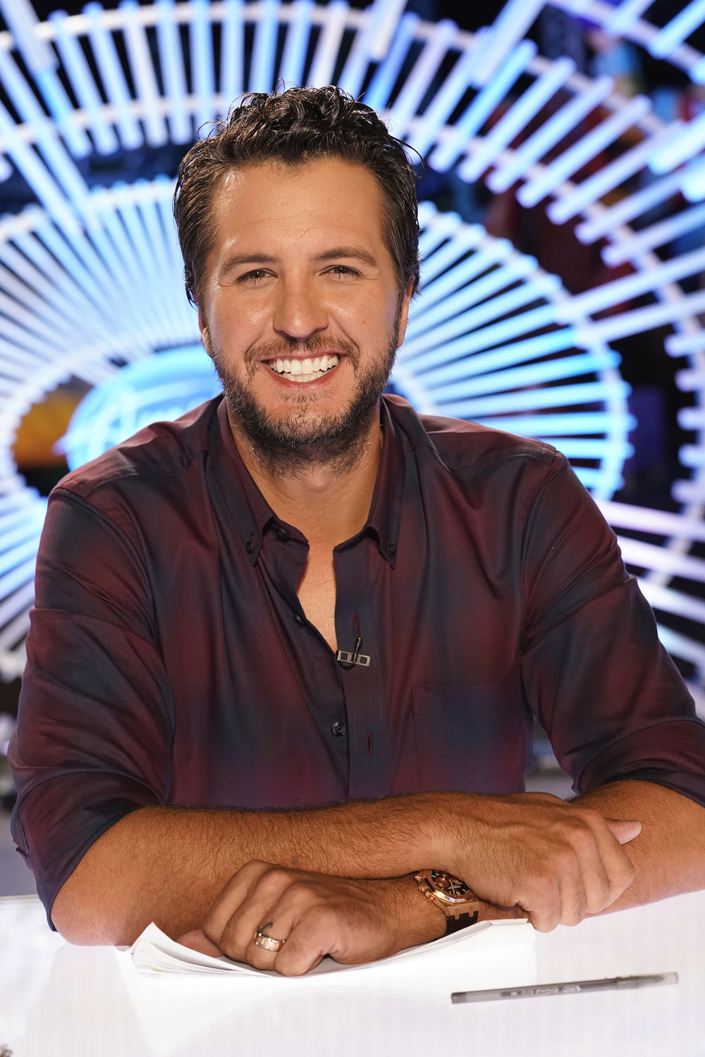 Luke Bryan Photo: ABC/Alfonso Bresciani