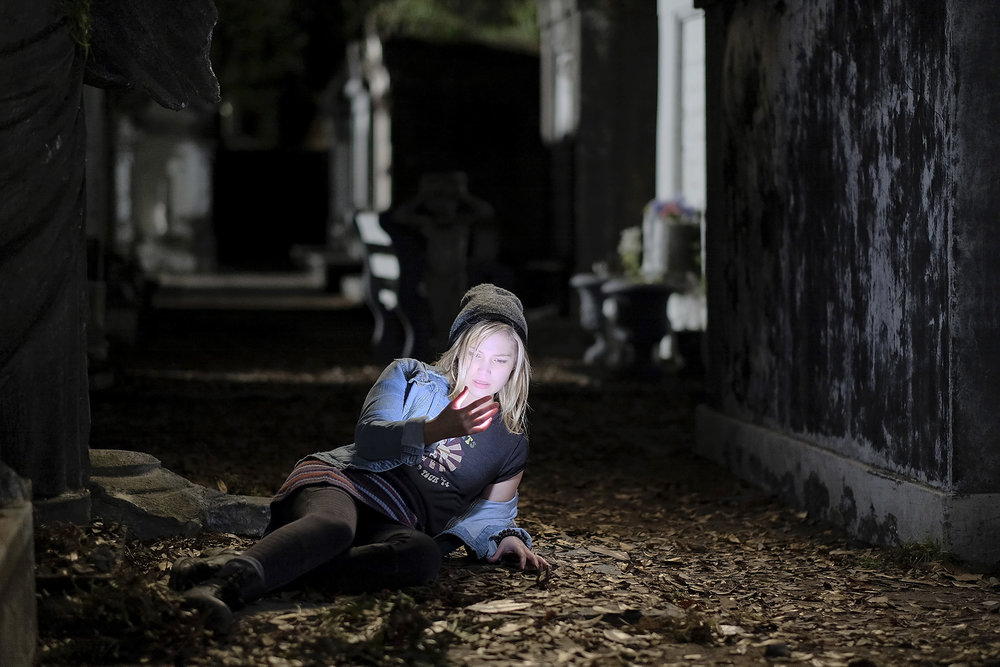 Olivia Holt as Tandy Bowen.  © Freeform/Alfonso Bresciani