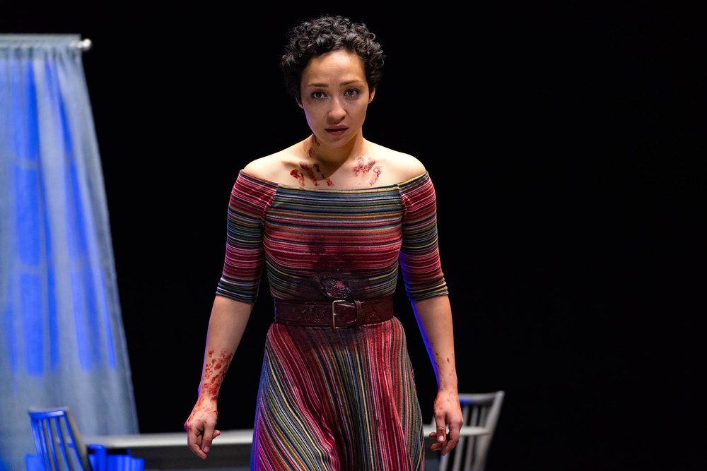 Ruth Negga as Tulip O'Hare.    Alfonso Bresciani/AMC/Sony Pictures Television