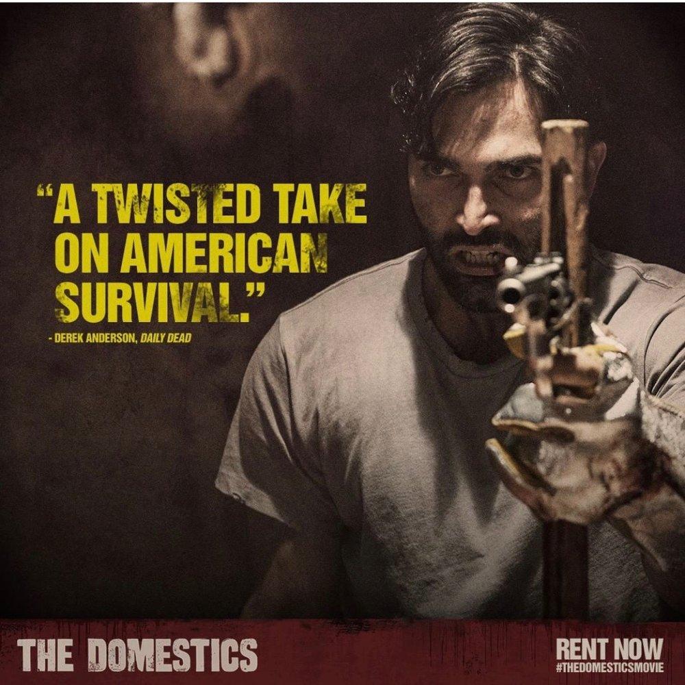 The Domestics - Tyler Hoechlin  Alfonso Bresciani/MGM Studios
