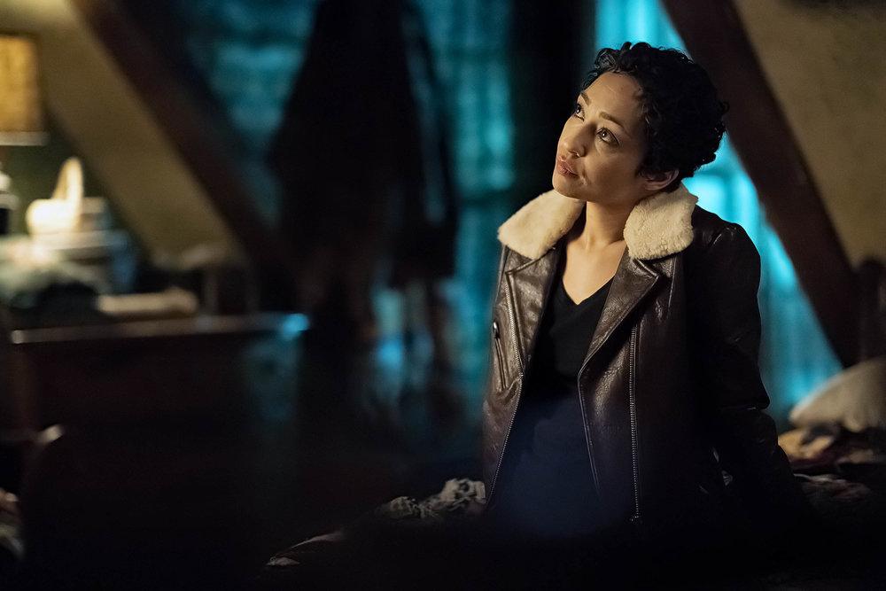 Ruth Negga as Tulip O'Hare