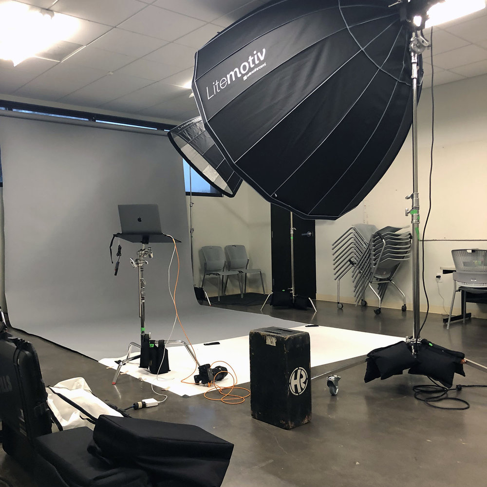 Special stills shoots, set dressing props, HMU, costume approvals for TV Series and Feature Films. Lighting kit includes multiple strobes, modifiers, c-stands, seamless, tethered laptop etc.