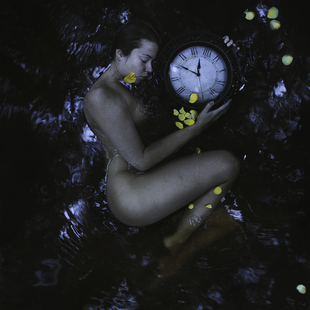 """Resonating Memories"" - Image featured by Dark Beauty Magazine"
