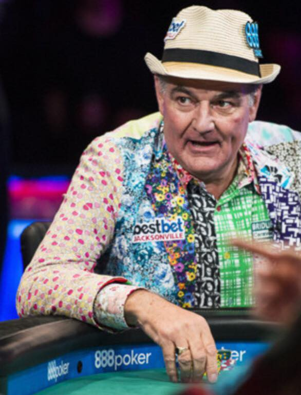 2017 BestBet Patch Player John Hesp