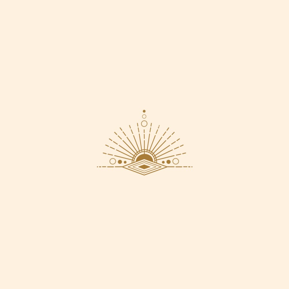 sunbursts logo branding icon