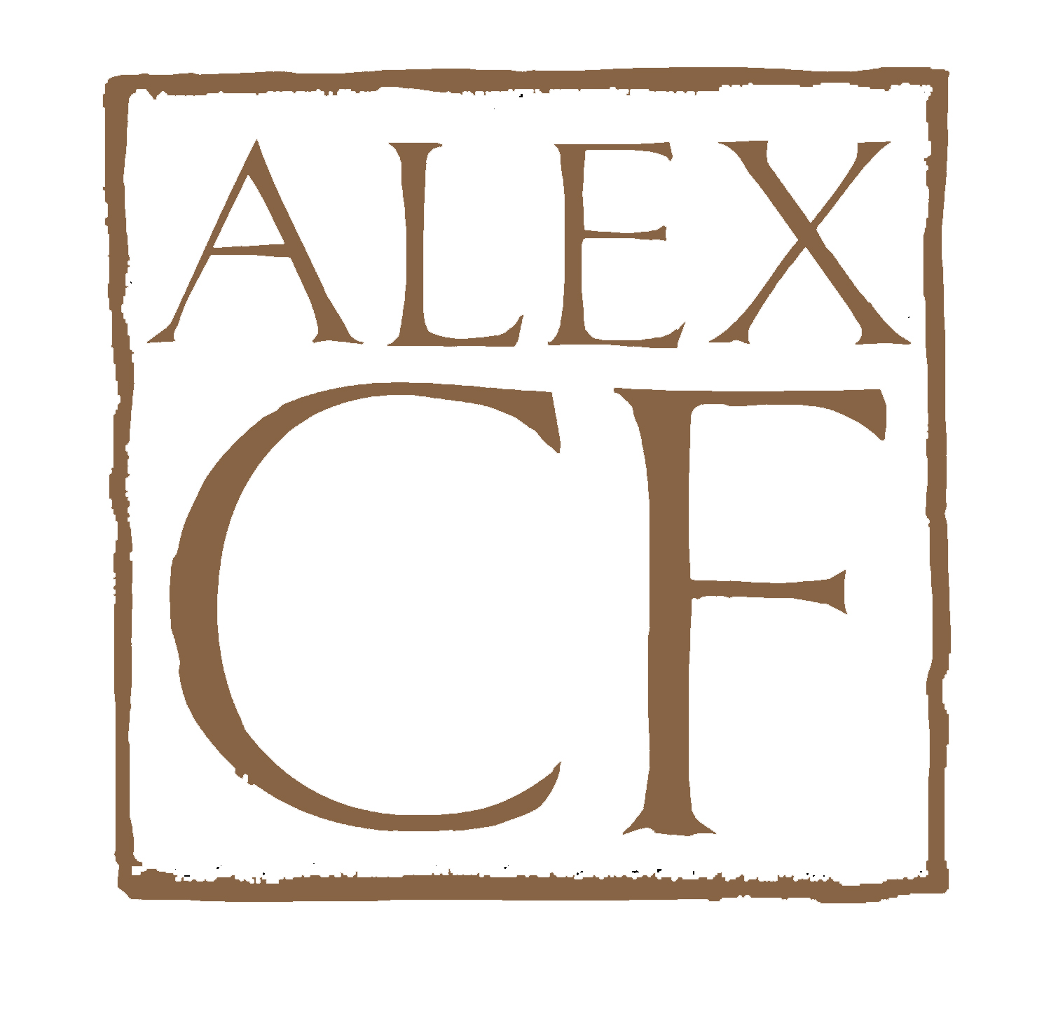 The illustrations and books of Alex CF