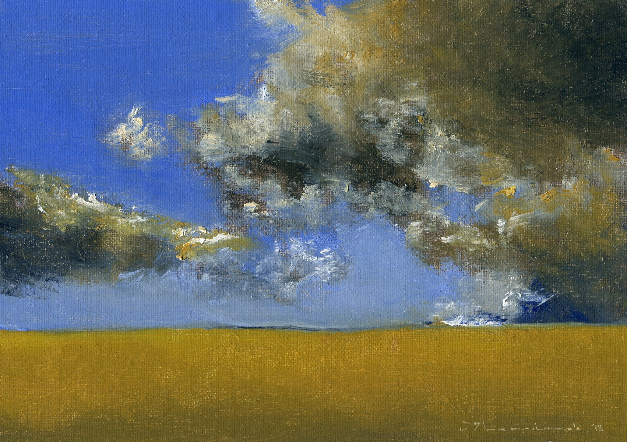 plains sky