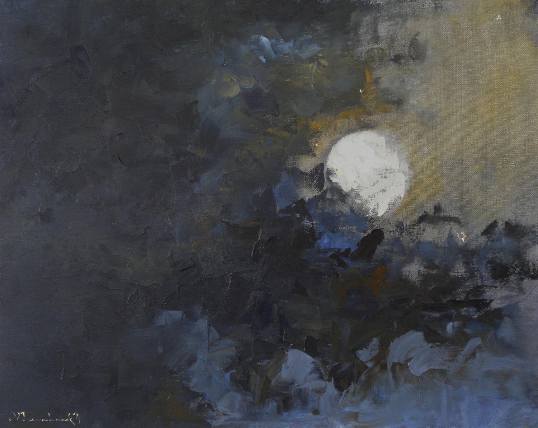 milkmaid's moon