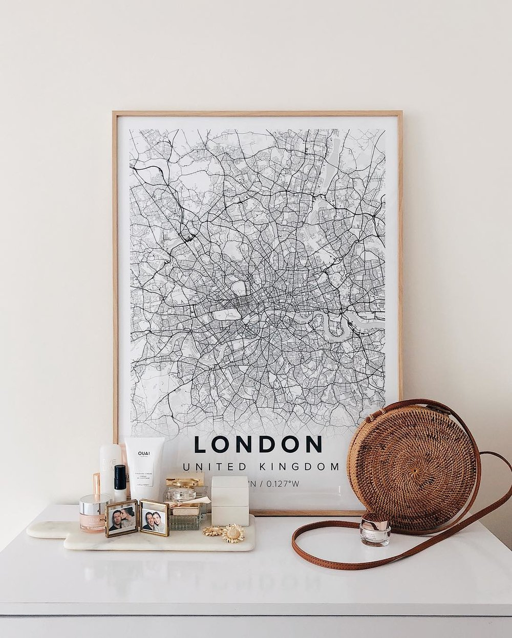 Personalized Map - SHOP HERE