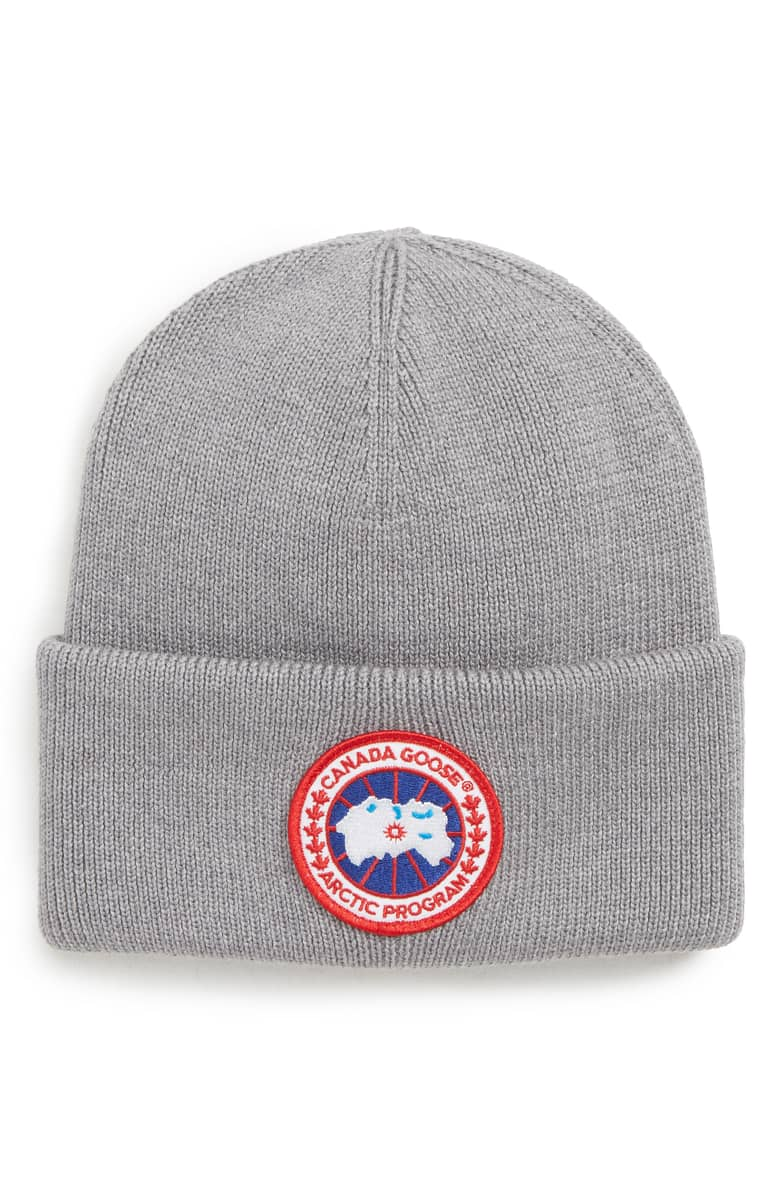 Canada Goose Beanie - SHOP HERE
