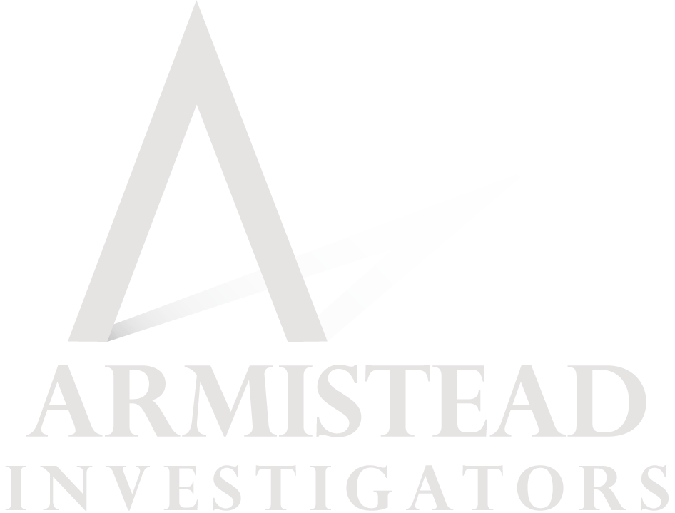 Blog — Armistead Investigators