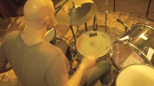 hi  i'm a drummer