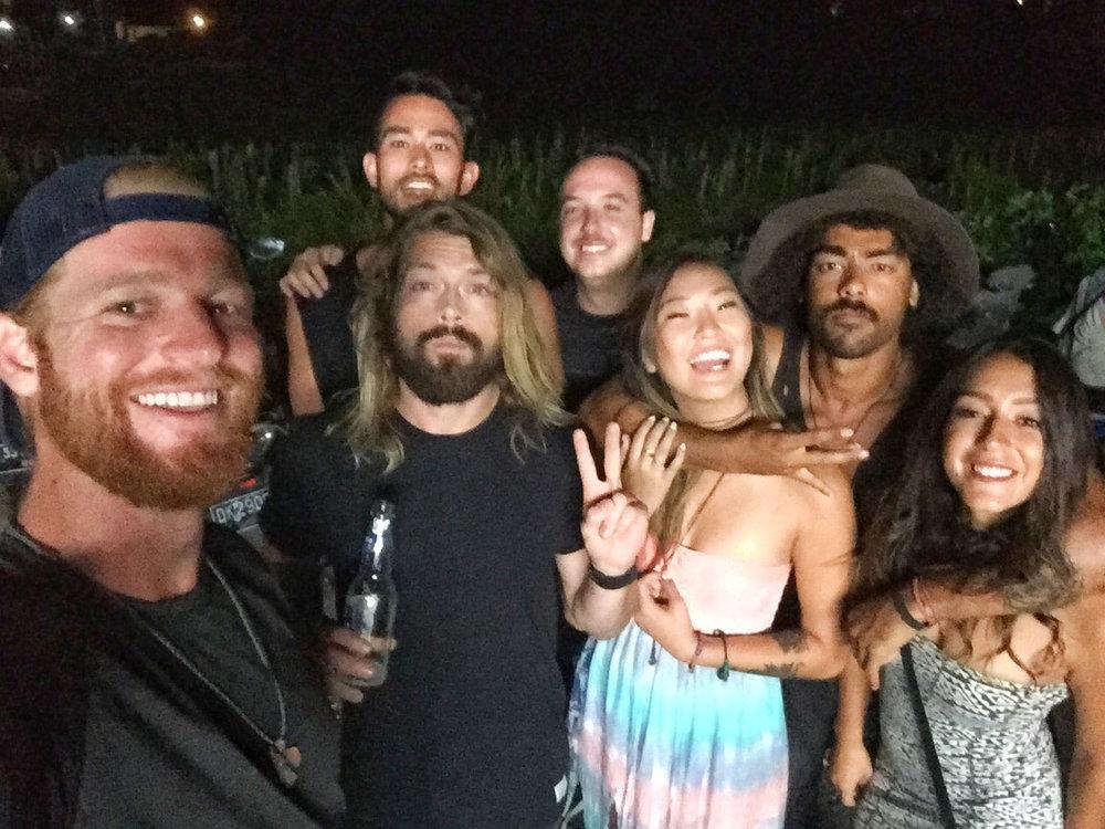 Madison and the LA Gang