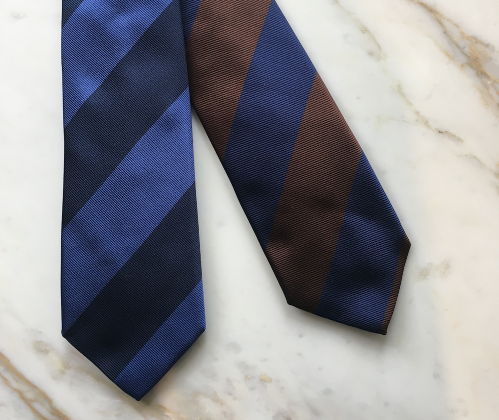 TIES  - The finest handmade ties.More than 30 different styles and designs.Fabric: 100% SilkMade in Japan & ItalyAVAILABLE AT BESPOKE ATELIER