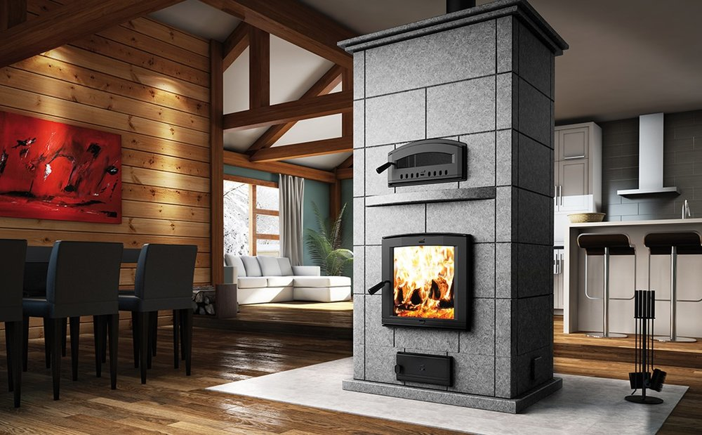 FM1500 Mass Fireplace