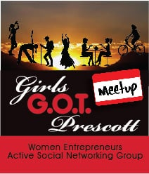 Join the 'Girls G.O.T. Prescott' meetup A Women Entrepreneurs Network