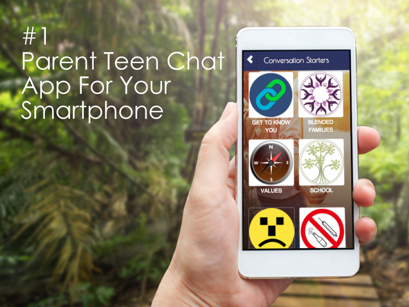 1 Parent Teen Chat App cell phone_800x600.png