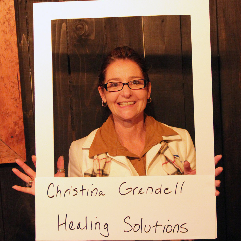 Christina Grendell, Healing Solutions