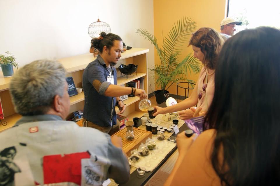 Tea Tasting provided by Dakota Thornton, Tatopani Teahouse