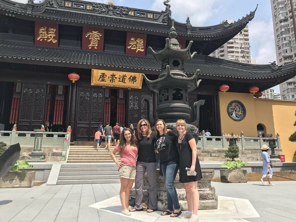 KATE AMES ON HICKORY FLATS PRODUCT SOURCING TRIP IN CHINA 2018