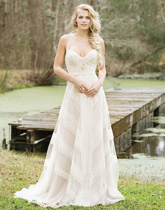 Lillian West Style 6468