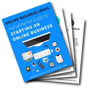 online business ideas content upgrade