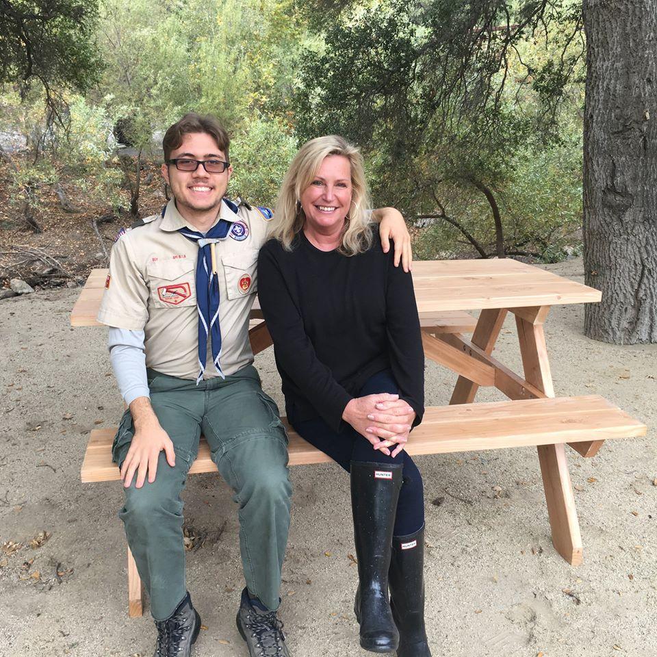 Winston Hendrickson Eagle Scout Troop #718