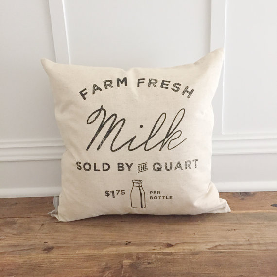 Fixer Upper Style So Vintage Chic Pillow