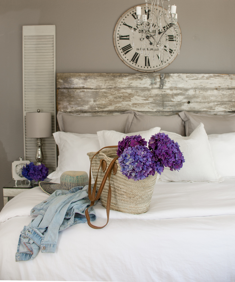 Master bedroom Decor- House of Five Blog