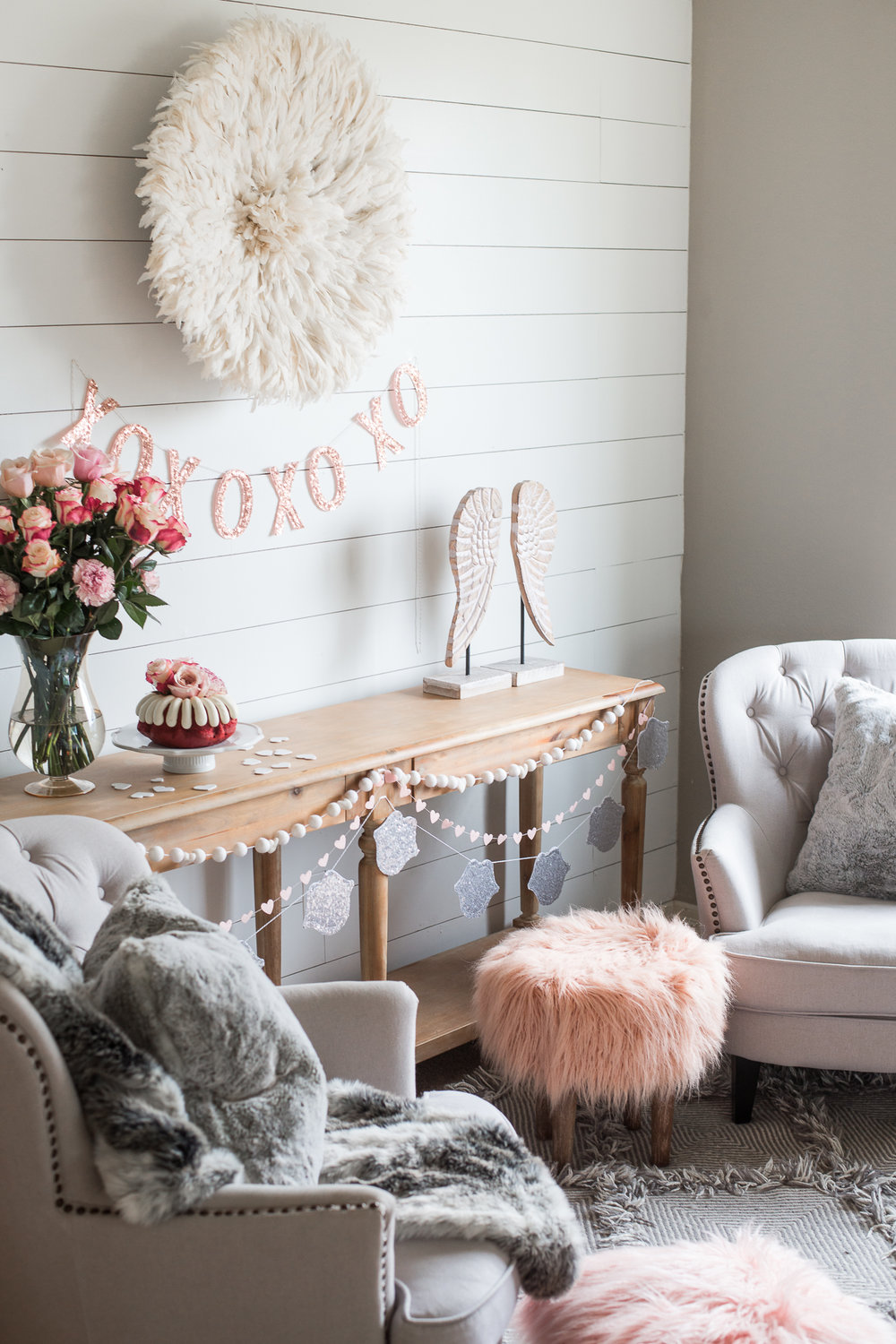 Simple and Easy Valentines Day Decor