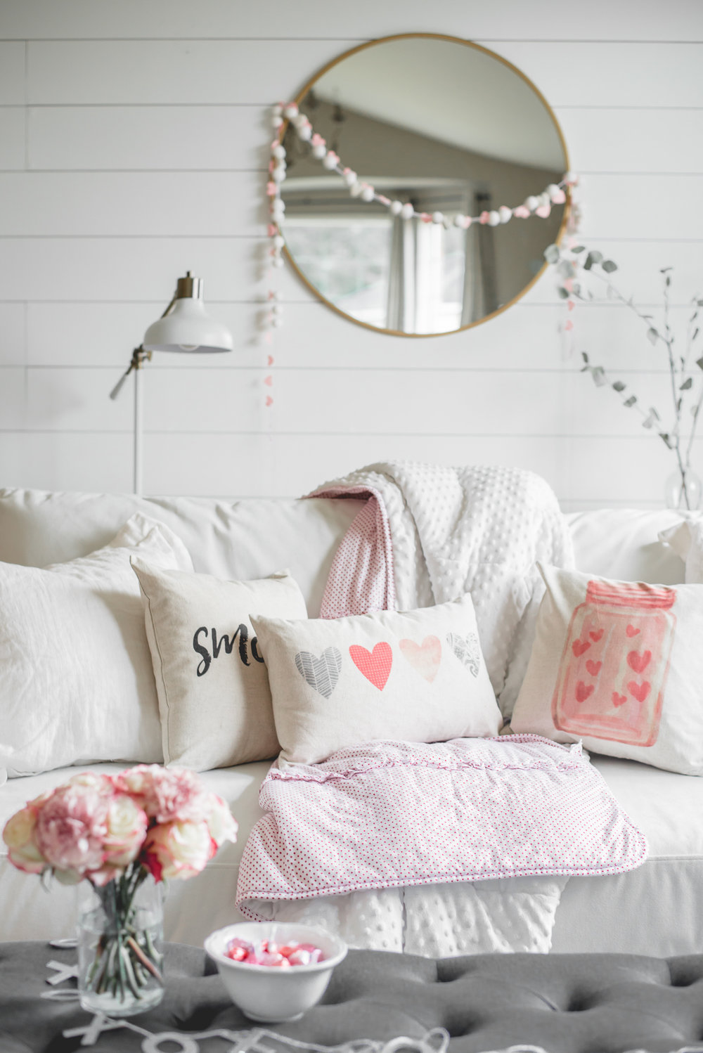Valentines Day Pillows - So Vintage Chic