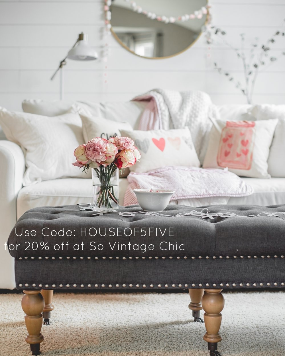 So Vintage Chic Discount