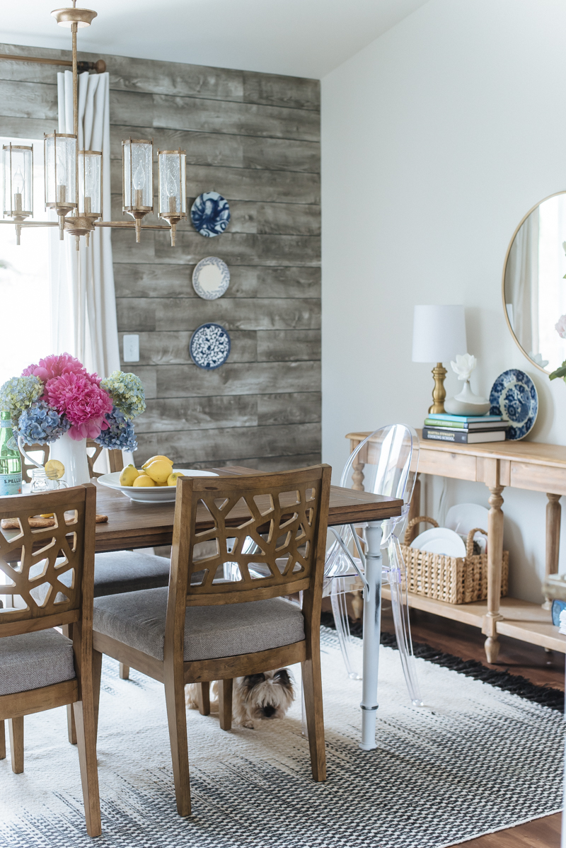 Dining Nook - Modern Rustic