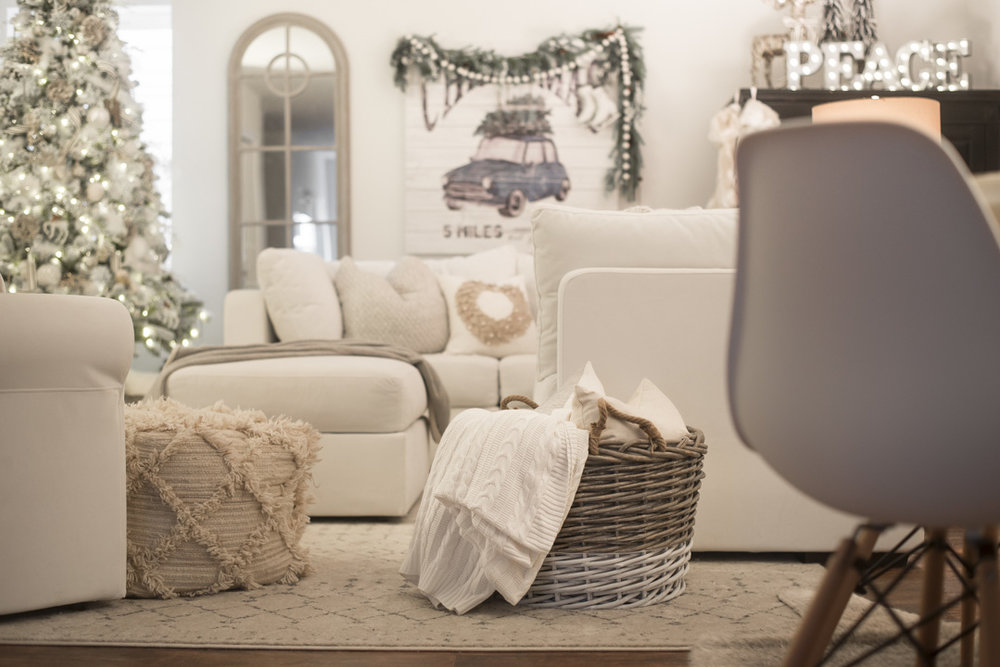 Winter Wonderland Playroom Refresh with Joss & Main