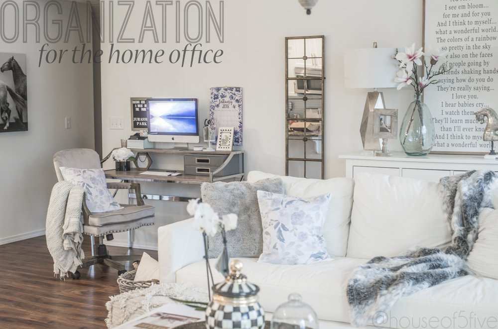 HomeGoods home office
