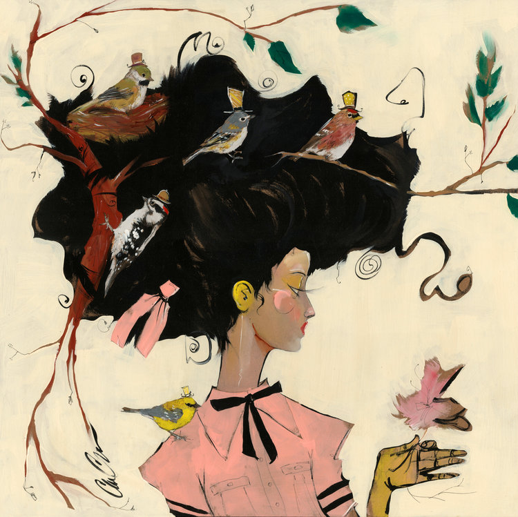Birder by Cordell Cordaro