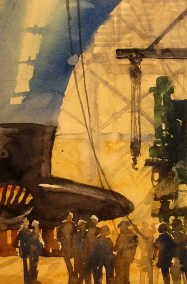 Shipyard Study 1