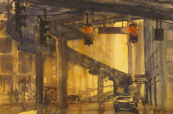 Viaduct Study 1