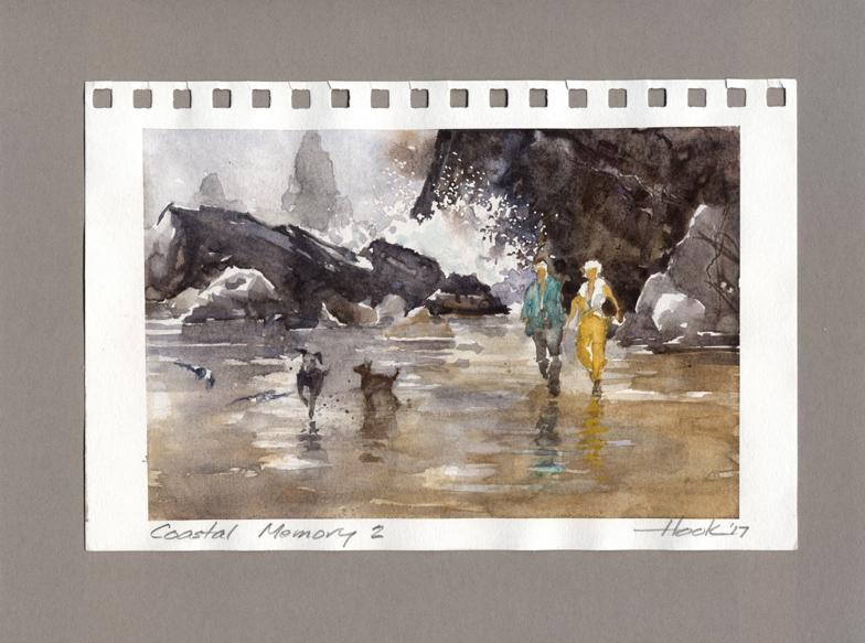 186-37  Coastal Memories 2