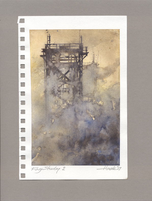 186-43  Fog Study