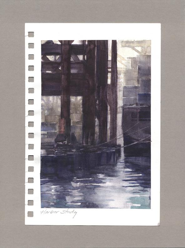 186-45  Harbor Study