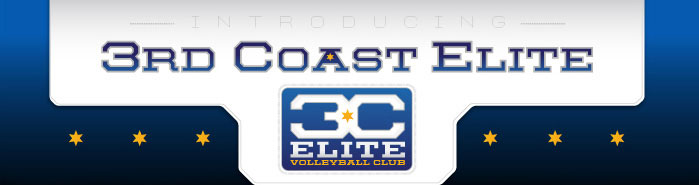3rd Coast Elite VBC logo