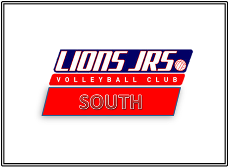 Lions Jrs. South Volleyball Club